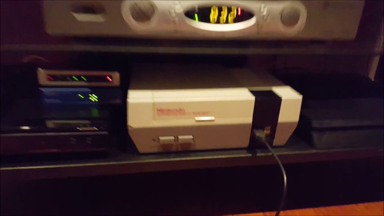 The Pitendo Raspberry Pi 3 In A Nes Diy Youtube Usb On Off Power Switch Circuit By Mausberry Circuits