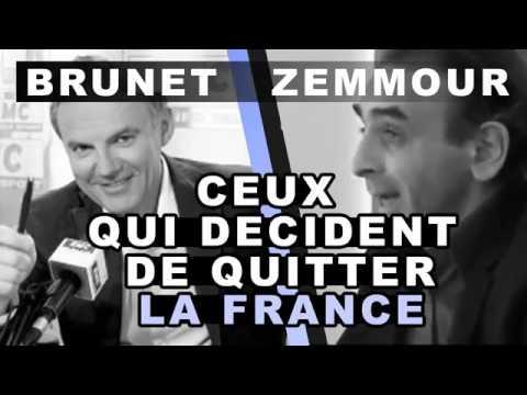 ZEMMOUR Ces Français qui quittent la France sont des deserteurs
