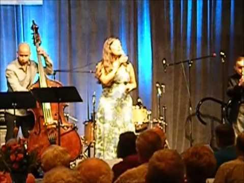 Lena Seikaly Elkhart Jazz Festival  6 22 14