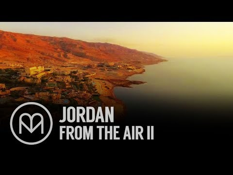 Elevated Perspective: Jordan From the Air II