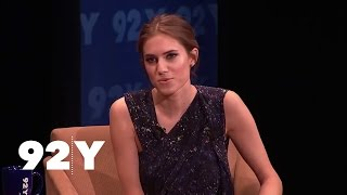Allison Williams in Conversation with Seth Meyers