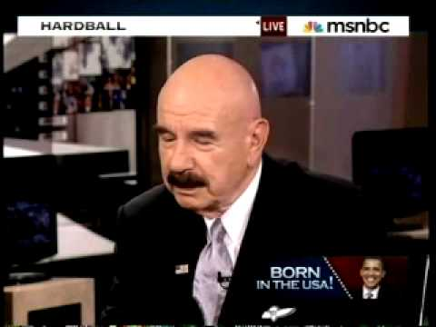 "On Hardball, Liddy Claims Obama Is An ""illegal Alien"" Born In Kenya"