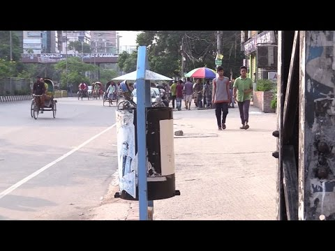 Dhaka struggles to keep streets clean