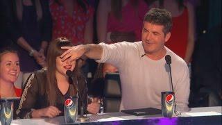 demi lovato and simon cowell funniest moments on the x factor season 2 4 6 legendado