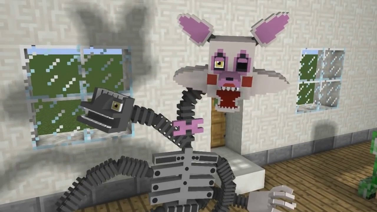 Monster School - Season 2 Bitz Minecraft Animation - Youtube-9913