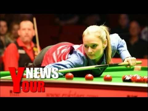 Reanne Evans faces Ken Doherty in World Championship qualifying