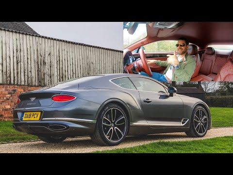 My First 1000 Miles In The New Bentley Continental GT