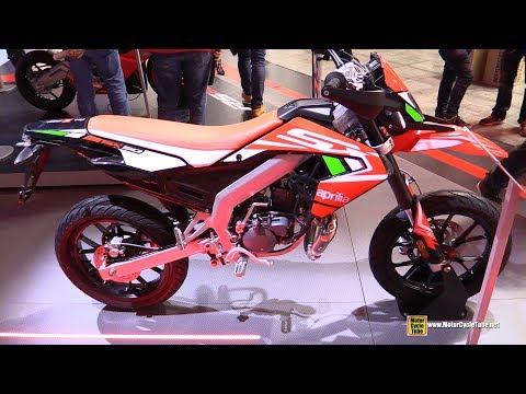 2020 Aprila SX 50 Factory - Walkaround - 2019 EICMA