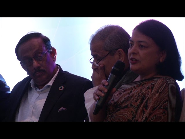 Remarks from Nihad Kabir, President, MCCI