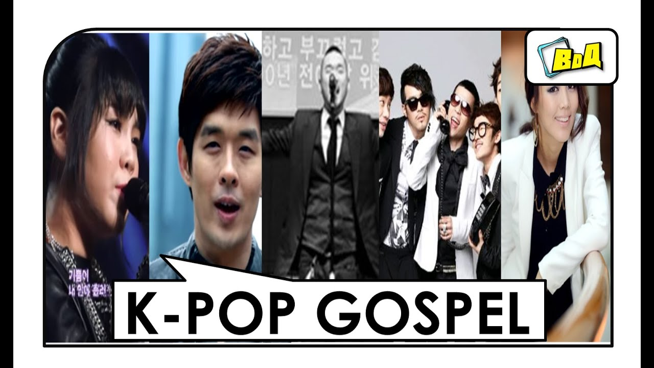 K-POP Gospel | Bando de Quadrados