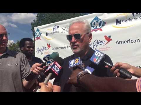 Cubs manager Joe Maddon on Wilson/Avila trade