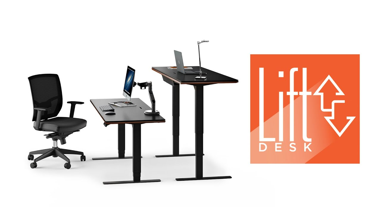 Assembly The Sequel Lift Standing Desk By Bdi
