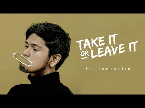 Petra Sihombing ft Incognito - Take It Or Leave It (Official Lyric Video)
