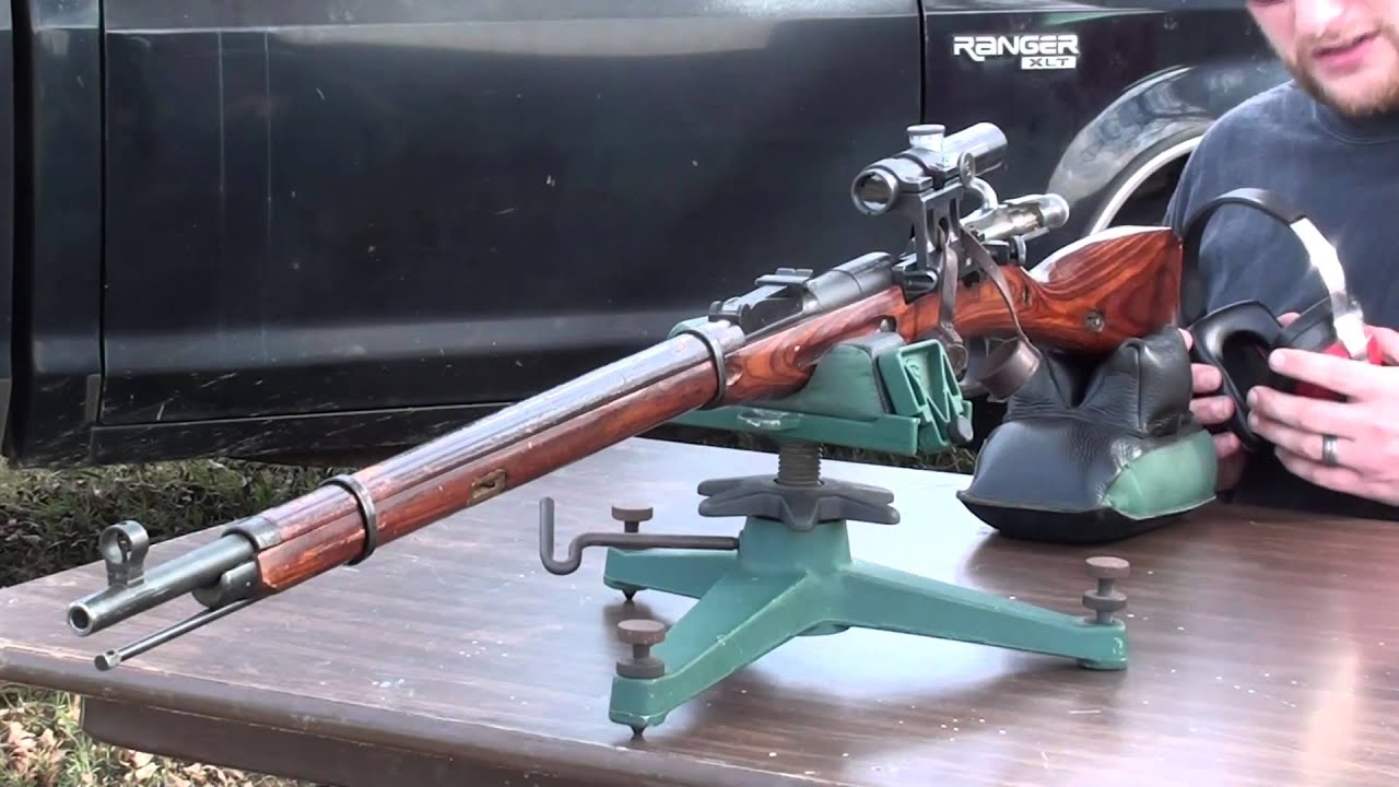Shooting A Real Sniper Rifle In Real Life Sniping In Real Life