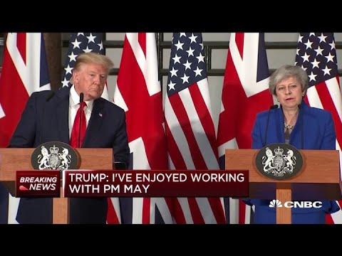 Trump: Sadiq Khan has done a poor job as mayor of London