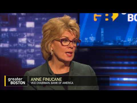 Bank Of America Vice Chair Anne Finucane On Investing In Good And Women Executives