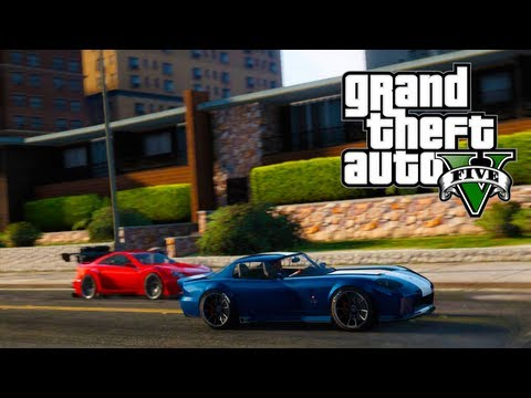 gta-5-online:-how-to-keep-luxury-&-sports-cars-without-a-garage-or-apartment-(gta-v)