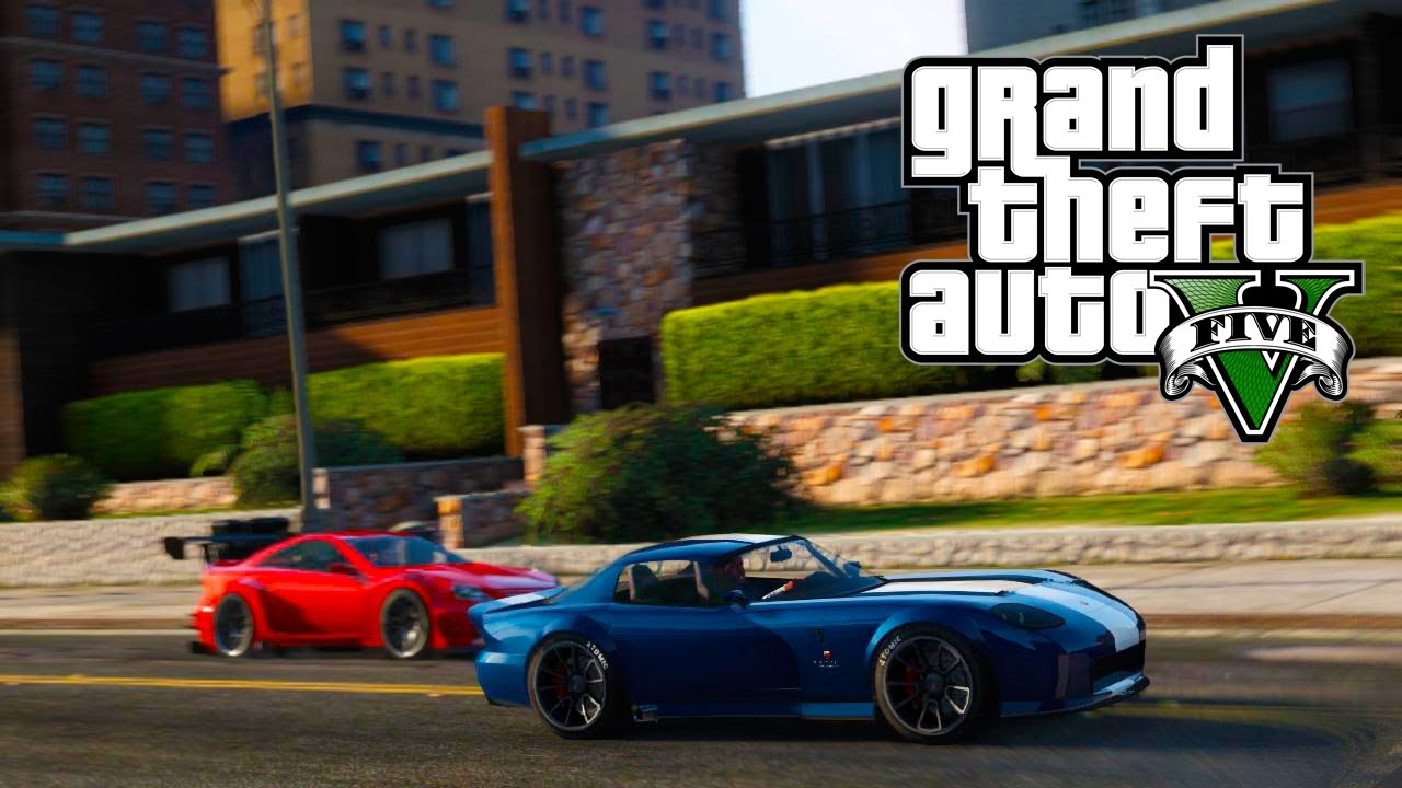 GTA 5 Online: How To Keep Luxury U0026 Sports Cars Without A Garage Or  Apartment (GTA V)   YouTube