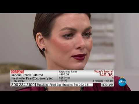HSN | Sevilla Gold Jewelry 12.20.2016 - 05 PM