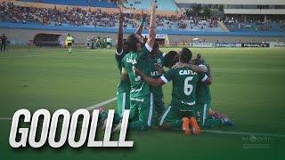 Gols - Atlético-GO 1 x 2 Goiás - Semifinal do Goiano