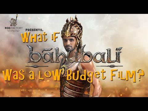 "Thumbnail: What if ""Baahubali"" was made in low budget - RodFactory"