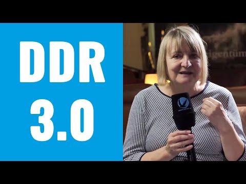 Woran scheiterte die DDR? - Vera Lengsfeld im Interview