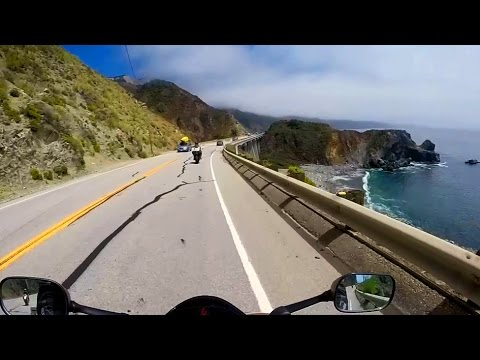 OC to Big Sur Summer Ride