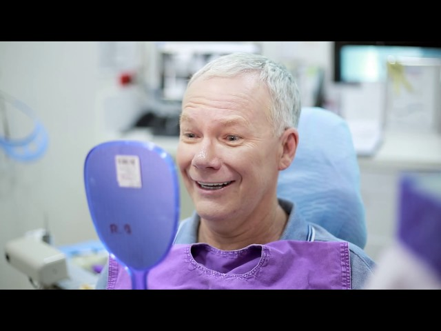 Dental Care Patient Testimonials | Mr.Andrew William - Root Canal Treatment patient | Dental Center