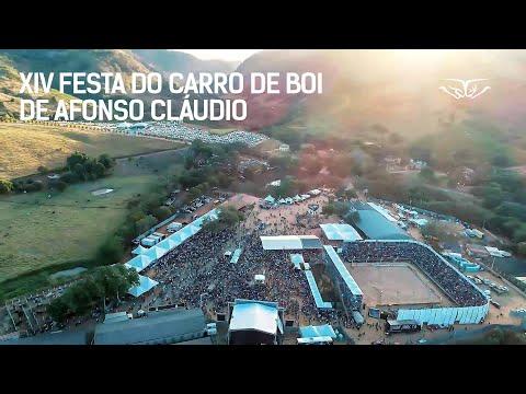 XIV FESTA DO CARRO DE BOI DE AFONSO CLÁUDIO -  CLIPE DE ENCERRAMENTO 2019