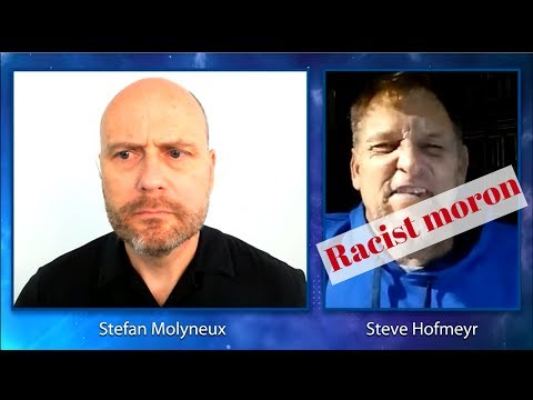 Stefan Molyneux Interviews a White Supremacist