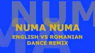 NUMA NUMA ENGLISH VS ROMANIAN DANCE REMIX (MP3. DOWNLOAD IN DESCRIPTION)