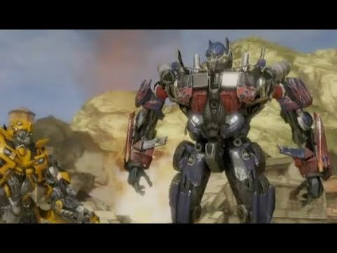 Transformers: Dark of the Moon - Game Preview - YouTube