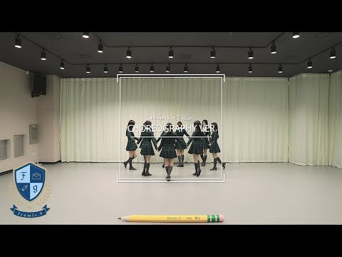fromis_9 (프로미스나인) - To Heart Choreography ver.