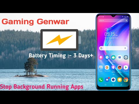 Best Battery Saver App For Android 2020    Battery Saving App