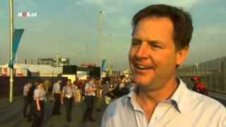 [DUTCH] Nick Clegg on the Olympics