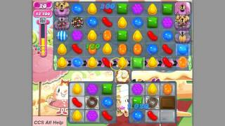 Candy Crush Saga level 875 NO BOOSTERS