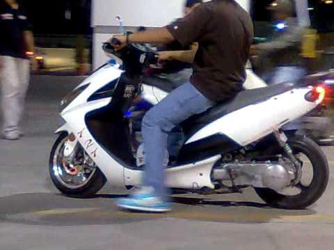 moto scooter italika ds150