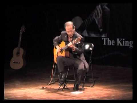 Chiquitita ABBA cover Solo Guitar - YouTube