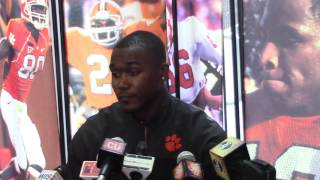 TigerNet.com - Jadar Johnson says SC players started pregame scuffle