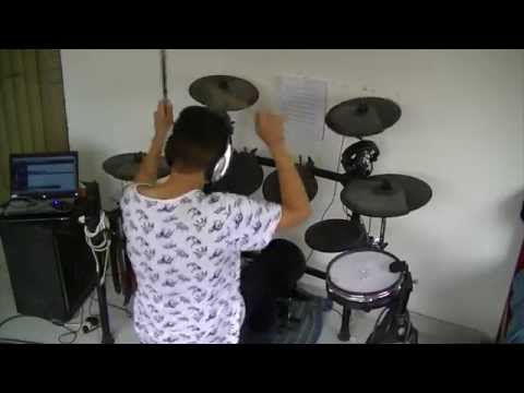 Nirvana - Smells Like Teen Spirit- DRUM COVER