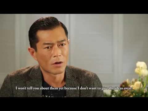 HKIFF39 - Interview with Ambassador Louis Koo
