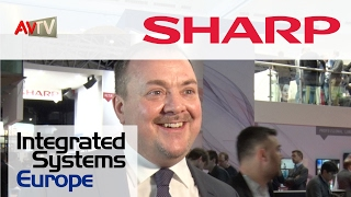 Sharp launches the world's largest commercially available video wall display | AVTV On Demand