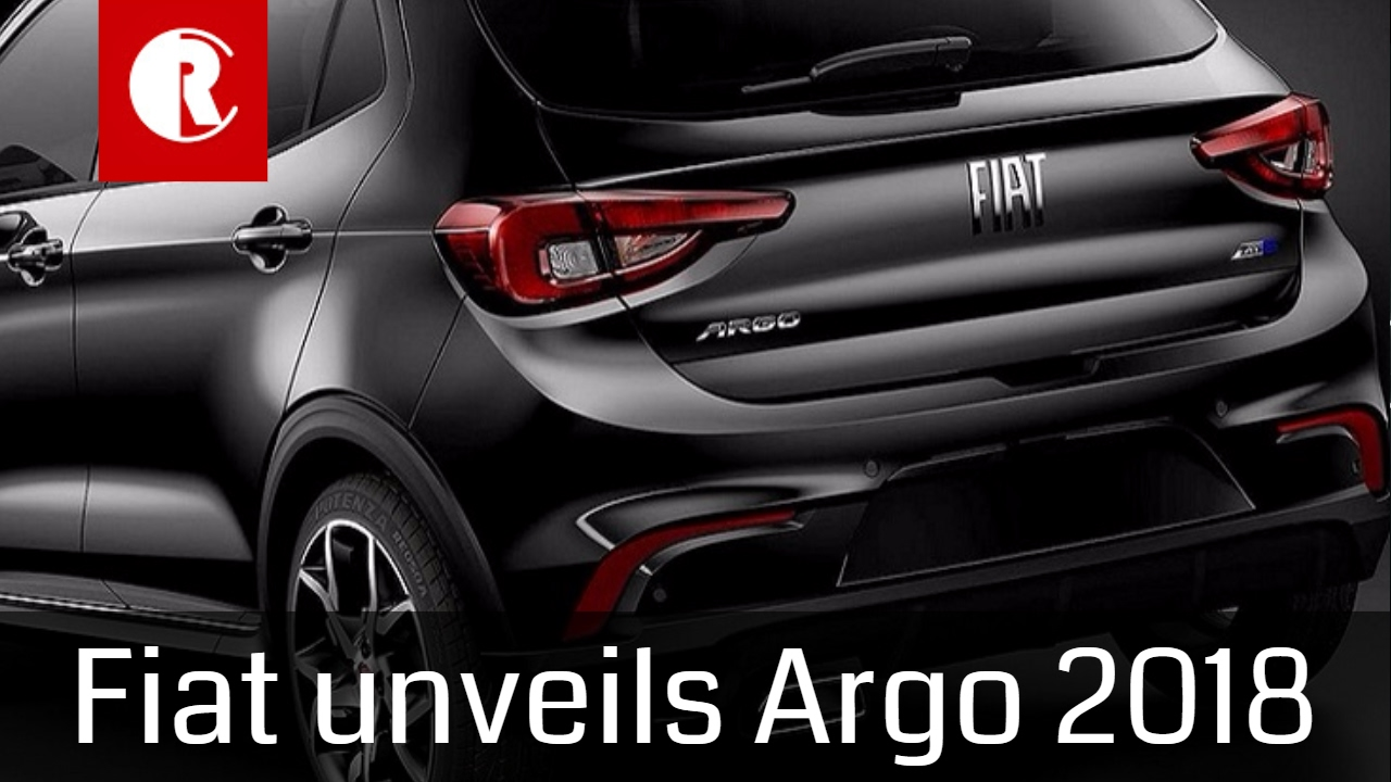 Fiat unveils argo 2018 will replace the punto globally for Nuova fiat argo immagini