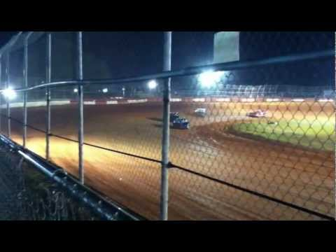 Pritchard 2nd   Oct 20,2012 Screven Motor Speedway