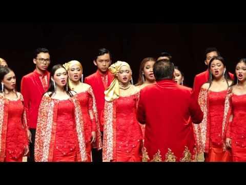 The Conversion Of Saul (Z.Randall Stroope) - Swara Darmagita Choir