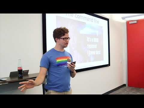 """Laurie Voss — """"Stuff everybody knows except for you"""" at App Academy"""