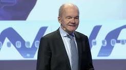 Hallituksen puheenjohtaja Jouko Karvisen puhe Finnairin yhtiökokouksessa 20.3.2019