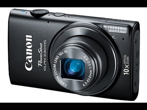 Best Vlogging Camera for YouTubers? Canon Powershot Elph 330 HS ...