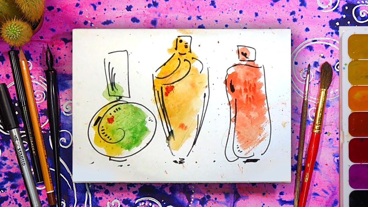 Праздничных открыток, открытка сам рисуй