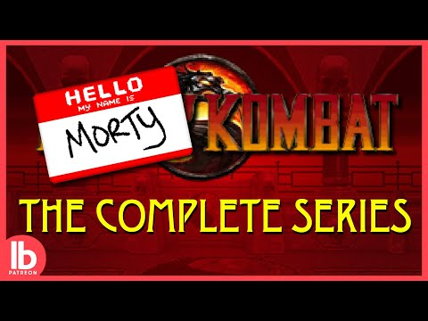Morty Kombat - The Complete Series
